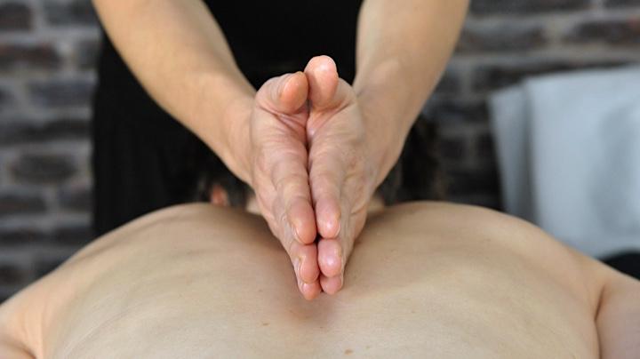 Massage dé-stressant